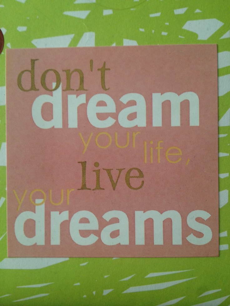 Cute quote :)