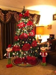 Resultado de imagen para decoraciones navide as 2015 for Decoraciones rusticas para navidad