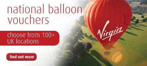 Hot Air Balloon Flights Prices | Hot Air Balloon Rides | Virgin Balloon Flights