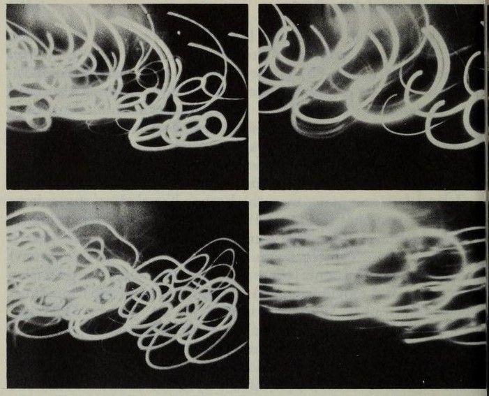Marie Menken | kinetic patterns | Lights | 1966