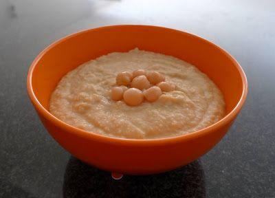 Polskie South Beach: Hummus