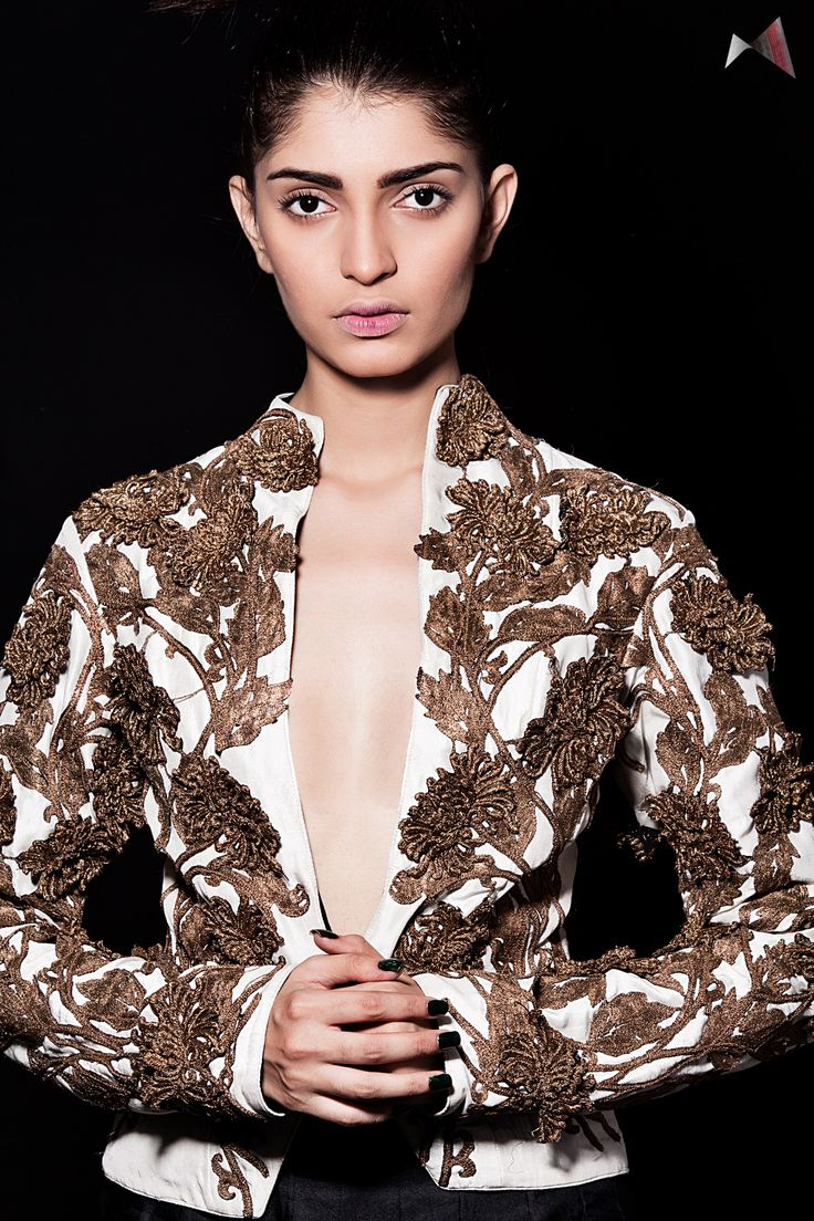 The Anand Kabra label embraces India's heritage but imagines it with modernism.