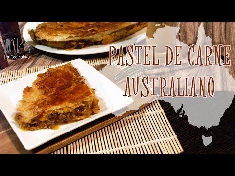 Pastel de carne australiano, meat pie, Receta Petitchef