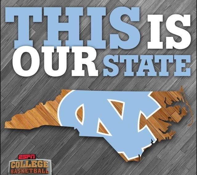 UNC logo....this is great!