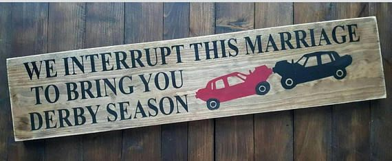 Check out this item in my Etsy shop https://www.etsy.com/ca/listing/558638595/derby-car-sign-car-wood-sign-gift-for