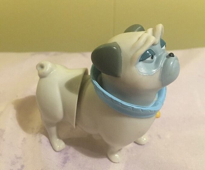 Percy Pocahontas Disney Cake Topper Burger King Toy Fast Food Happy Meal #Disney