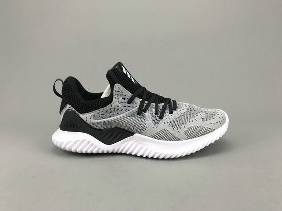 e603fcb67 2018 Genuine Running Alphabounce Beyond Grey White Shoe ...