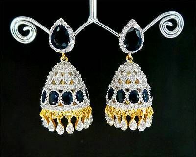 Check out this item in my Etsy shop https://www.etsy.com/au/listing/259079566/new-simulated-cubic-diamond-earring-set
