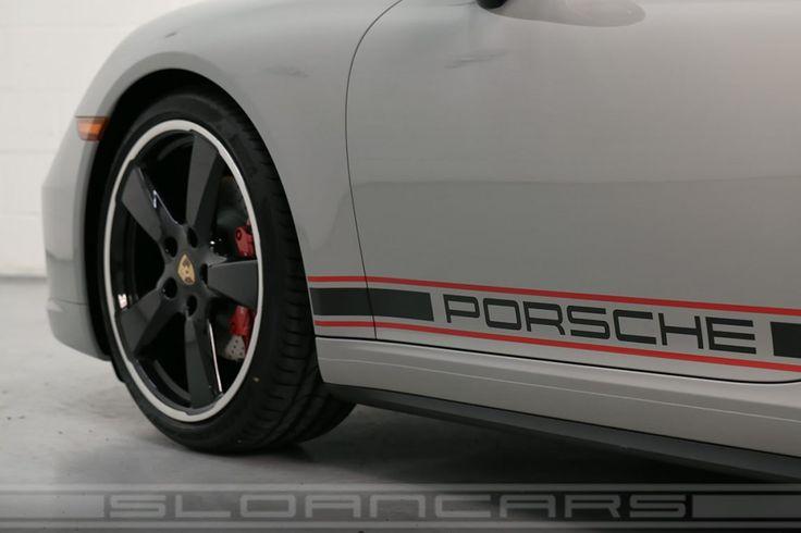 """2016 Porsche 991 GTS """"Rennsport Reunion"""" for sale   Sloan Cars"""