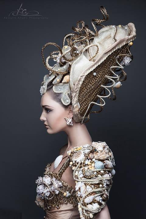 creative work hair/beauty