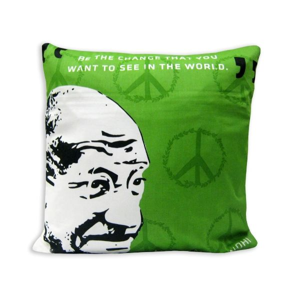Cushion Cover Mahatma Gandhi - Rs.179.10