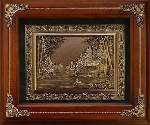 Деревянное панно Охота - Панно в деревянной раме <- Панно и рамки - Каталог | Универсальный интернет-магазин подарков и сувениров