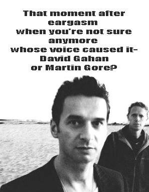 Depeche Mode That's true!!!!!