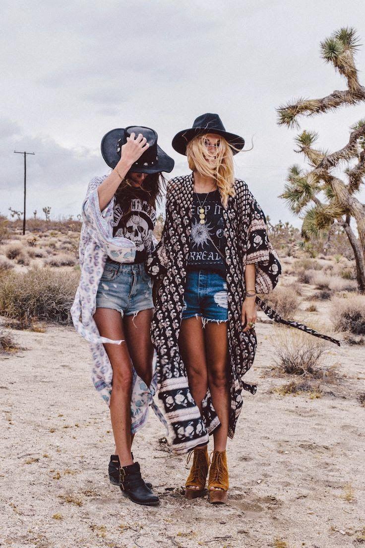 Coachella 2015: Street Style Inspiration