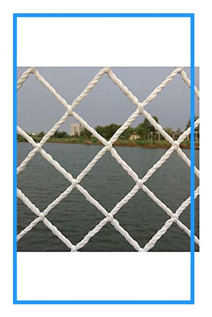 DHTJ Child Safety Rail Net for Stairs Balcony Protection ...