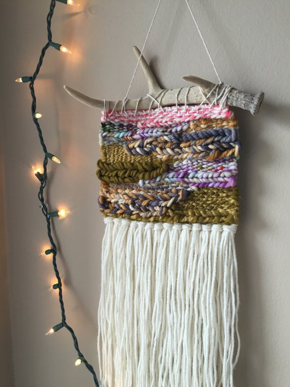 Woven Wall Hanging best 25+ woven wall hanging ideas on pinterest | weaving, weaving