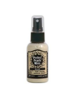 BISCOTTI Perfect Pearls Mist by Ranger by BigCatCrafts on Etsy