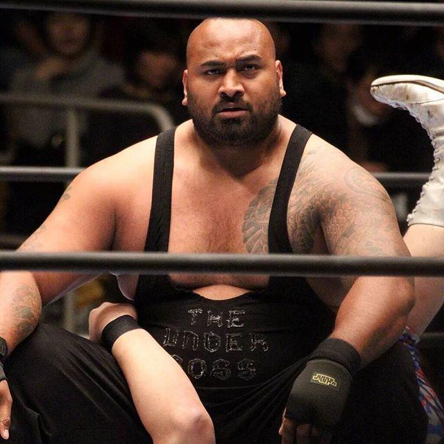 Bad Luck Fale #NJPW