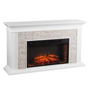 1000 ideas about stone electric fireplace on pinterest Lowe's Electric Fireplace Heaters electric fireplace with thermostat and remote control