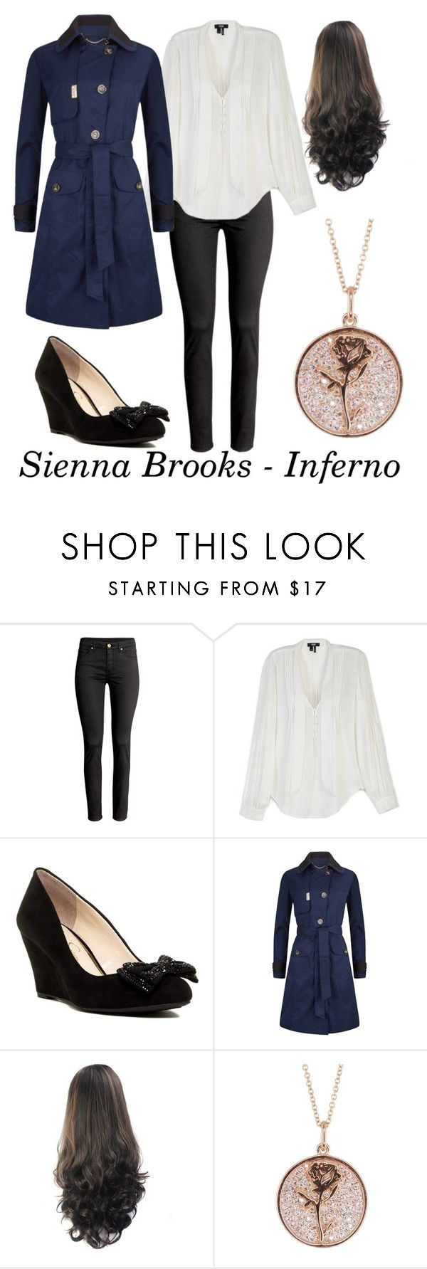 """Sienna Brooks - Inferno"" by kacenka-1 ❤ liked on Polyvore featuring Paige Denim, Jessica Simpson, PIOGG and Luna Skye"