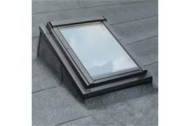 Velux flat roof - opening modification