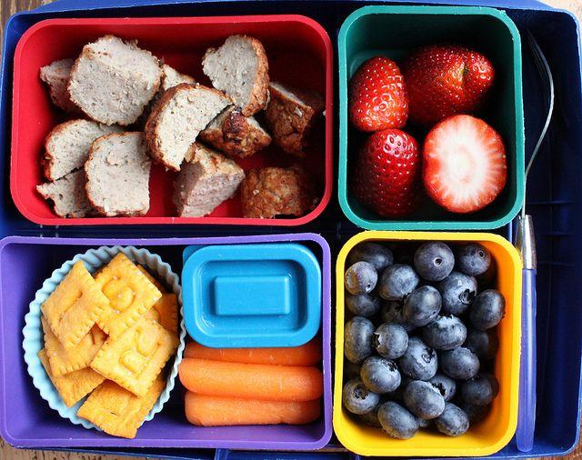 Laptop Lunch box idea