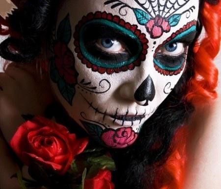 caveira mexicana sugar skull 11 450x386 caveira mexicana sugar skull 11