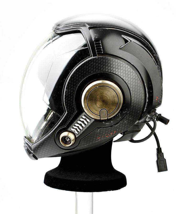 Pacific Rim Mako Mori Helmet Ref
