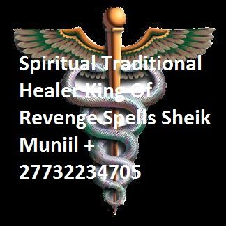 Most Powerful Spiritual Healer Herbalist Healer +27732234705  Sheik Muniil is an Experienced in Ancestral healing and spell casting, Astrologers, Doctors, African Medicines, Ri-ritualism, Herbalist healers, Spiritual healers, Native healer, Philosophy, Traditional healers, Herbal remedies, holistic healing, 1.Bring Back Lost Love. 2.Remove Bad Spells 4.Win Any Kind Of Court Case. 100%  Contact: Sheik Muniil Tel: +27732234705 Email: sheikmuniil@gmail.com Website…