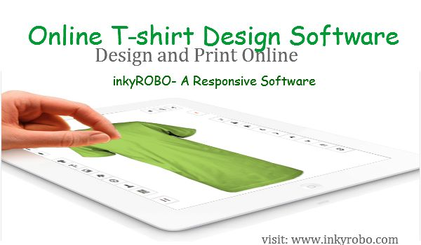 inkyROBO offers completely responsive online product Design software for t-shirts design. Custom T-shirt Designer software is a custom t-shirt design software which customers use to create their own personalized t-shirt.