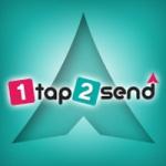 1tap2send icon www.1tap2send.com