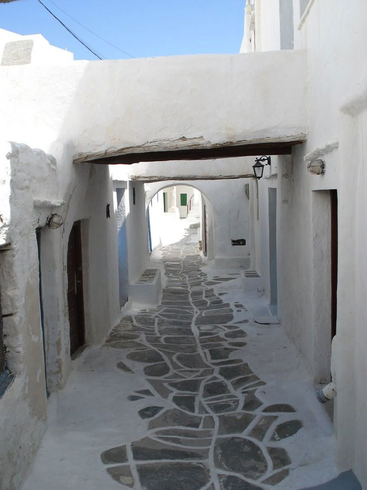 Sifnos, Greece :) island of choice