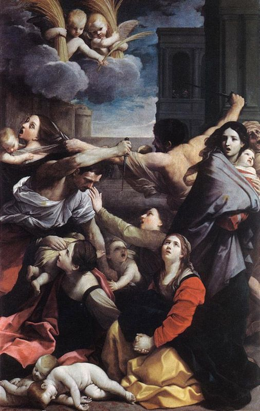 Η σφαγή των νηπίων. (1611)