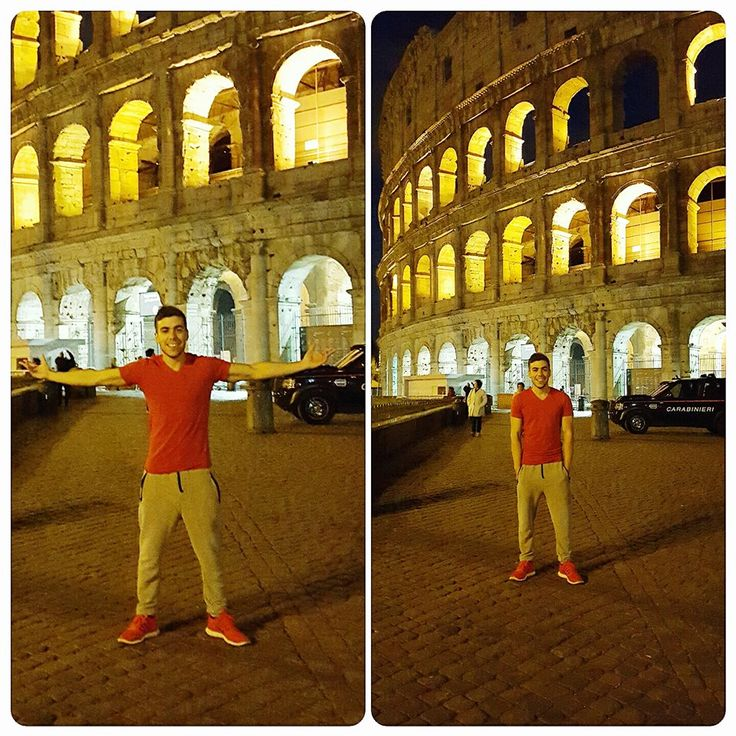 One of Italy's greatest landmarks... The Colosseum !