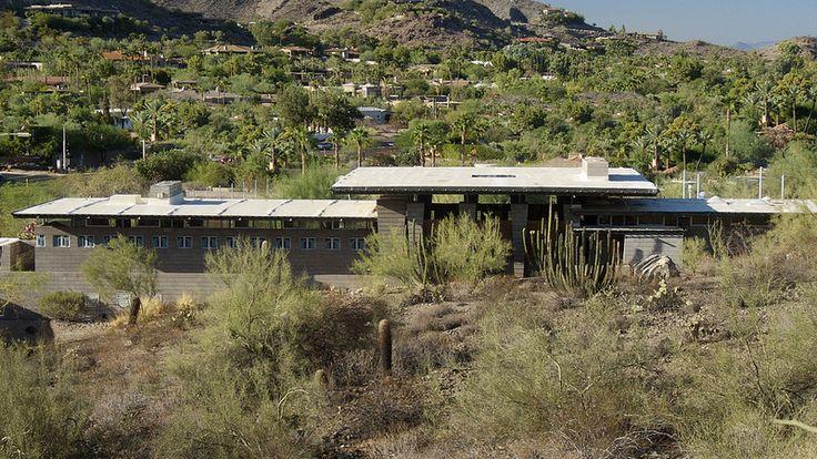 Harold Price Sr House, 1954, Phoenix | Flickr - Photo Sharing!
