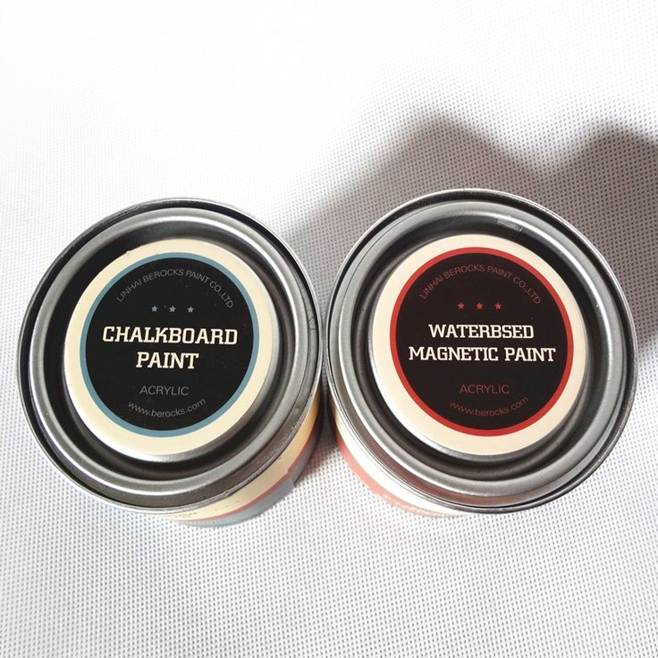 magnetic paint and chalkboard paint 78rmb - 82rmb