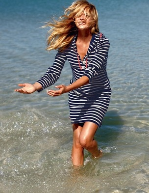 Love this coverup from Boden - perfect for nights at the Shore