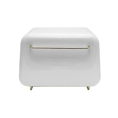 Typhoon® Novo Bread Bin – White  - From Lakeland