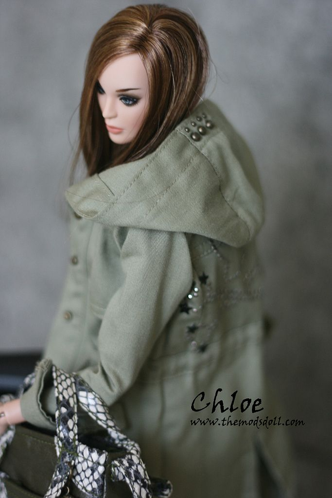 """""""Chloe"""" by Yian from modsdoll 