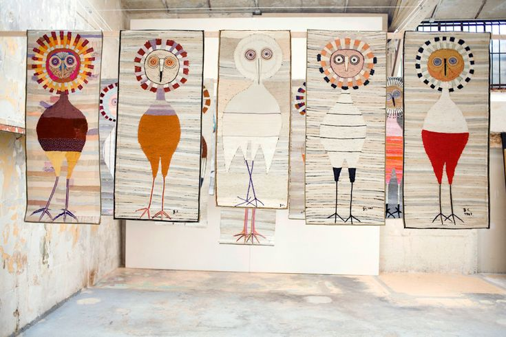 Guidette Carbonelle (1915 - 2008) -- Tapestries