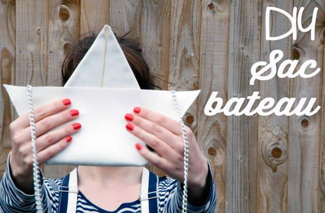 Aimee, du blog Clones N Clowns, vous offre ce petit DIY pour arborer un sac « bateau en papier » aussi beau que celui de Moschino ! C'est officiel, j'ai un nouveau DIY préféré… CELUI-CI ! Je ne pouvais pas résister ! J'ai vu le post de The Cherry Blossom Girlhier et ce sac signé [...]
