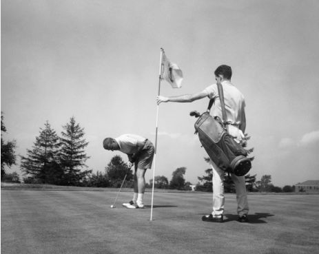 14 Rules of golf etiquette you are probably breaking.