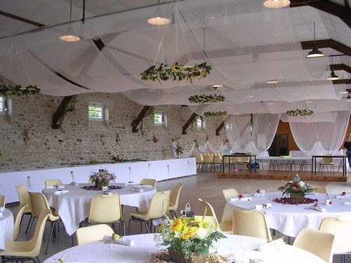 Mariage aur lie et ludovic 3 06 06 voilages aurelie et for Hotel avec miroir au plafond