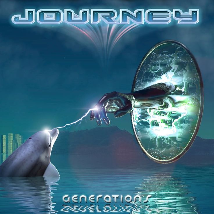 journey album art | Journey Album Concept Art