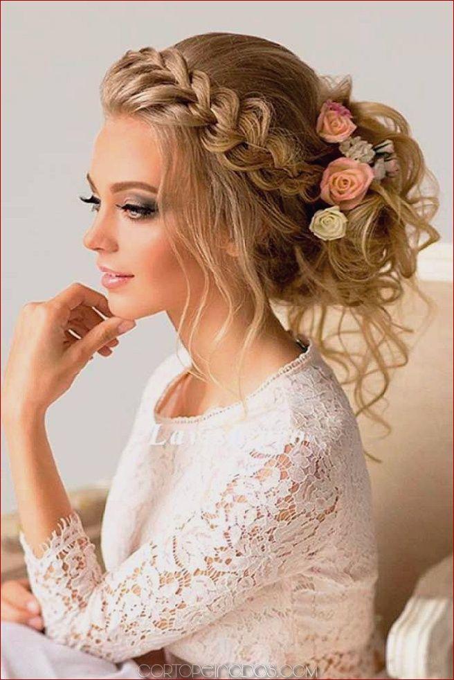 Los 22 Peinados De Boda Mas Elegantes Para Cabello Largo Cabello Elegantes Largo Peina Peinados De Novia Estilos De Peinado Para Boda Peinados Para Boda