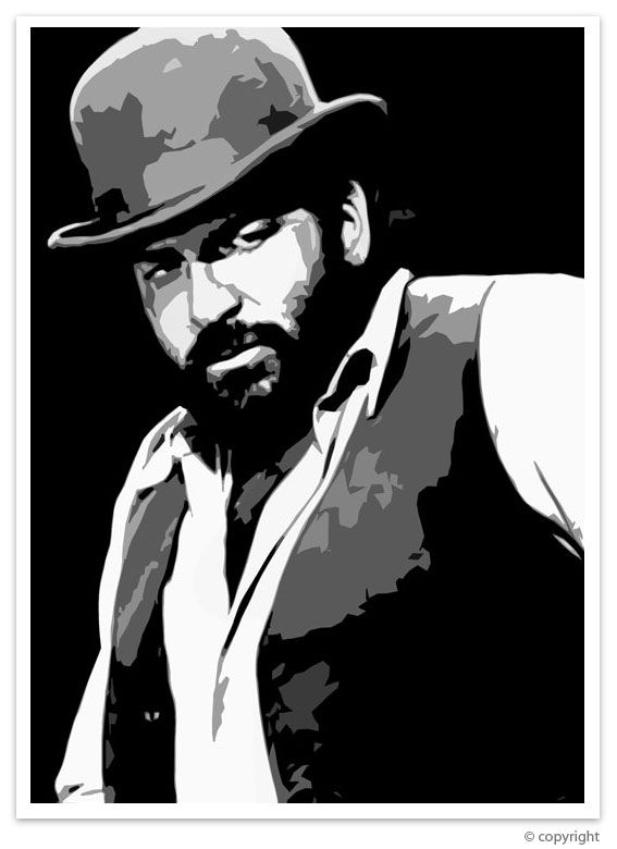Bud Spencer pop art