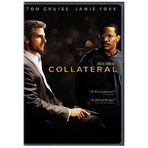 Collateral (DVD, 2004, 2-Disc Set) FREE SHIPPING