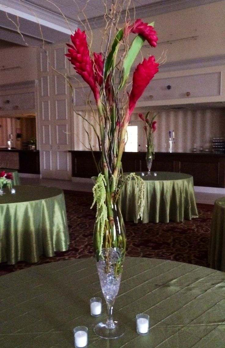 Best images about centerpieces red burgundy on