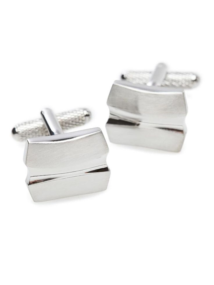 Quality Metal.Center Split Edge Detailing.Pair with our Premium Dress Shirt.Imported More Details