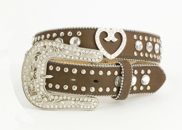 <3 Cowgirl Belt